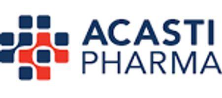 Acasti Pharma (ACST-X) — Stockchase