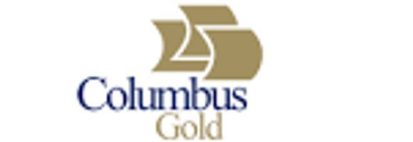 Columbus Gold Corp (CGT-T)