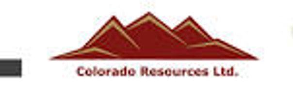 Colorado Resources lTD (CXO-X)