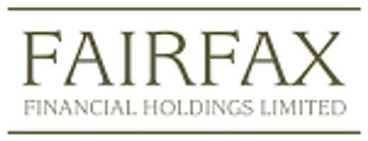 Fairfax Financial (FFH-T)