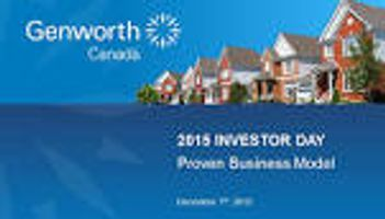 Genworth MI Canada Inc. (MIC-T)
