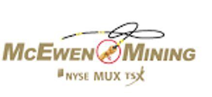 McEwen Mining (MUX-T)