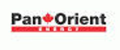 Pan Orient Energy (POE-X) — Stockchase