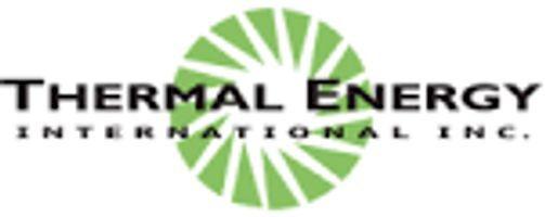 Thermal Energy International Inc. (TMG-X) — Stockchase