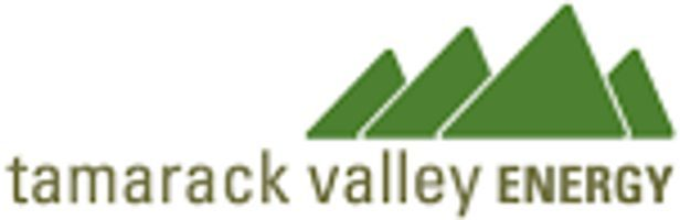 Tamarack Valley Energy (TVE-T) — Stockchase