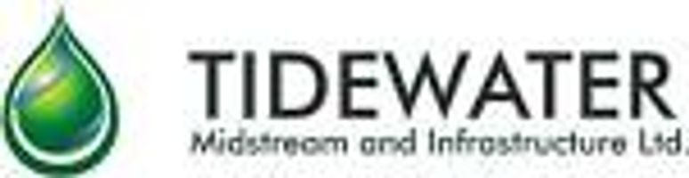 Tidewater Midstream and Infrastructure Ltd (TWM-T) — Stockchase